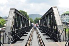 Bridge over River Kwai Stock Photography