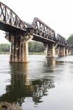 Bridge over river kwai Stock Image