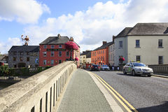 Bridge over the River Nore in Kilkenny Royalty Free Stock Image