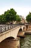 Bridge Over The River Seine, P Stock Image
