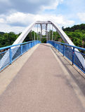 Bridge over the River Svratka, Czech Republic, Europe Royalty Free Stock Image
