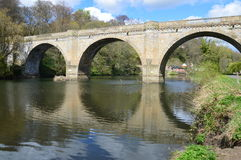 Bridge over River Wear Royalty Free Stock Photo