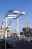 Bridge over the Spaarne Stock Photography