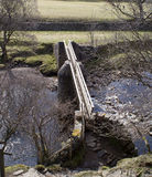Bridge over the Swale Stock Photography