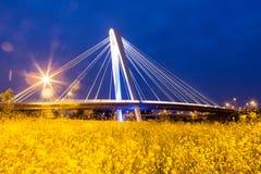 Bridge over water Stock Photography