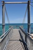 Bridge Overlook at Cape Peron: Indian Ocean Views Royalty Free Stock Image