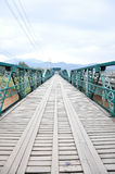 The bridge of Pai Stock Images