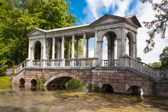 The bridge of Palladio Royalty Free Stock Photography