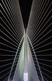 Bridge pattern II stock image