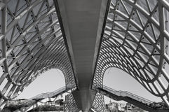 The Bridge of Peace - Georgia Stock Photo
