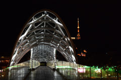 The Bridge of Peace Stock Photo