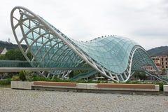 Bridge of Peace, Tbilisi, Georgia Stock Photography