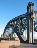 Bridge Peter the Great. Royalty Free Stock Photo