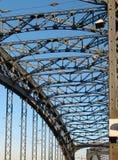 Bridge Peter the Great. Stock Images