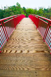 The bridge. The photo was taken in Grand Canyon scenic spot Shenzhen city Guangdong province, China Stock Photo