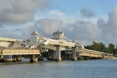 Bridge between Phuket and Pang Nga in Thailand Stock Photos
