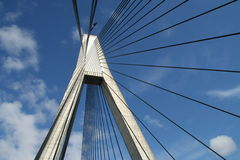 Bridge Pillar Stock Photo