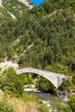 Bridge Pont de la Reine Jeanne. In Provence, France Stock Photography