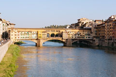 Bridge Ponte Vecchio Royalty Free Stock Photo