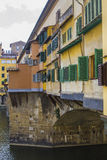 Bridge Ponte Vecchio in Florence Royalty Free Stock Photo