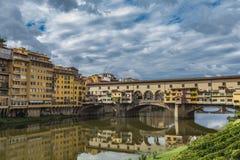 Bridge Ponte Vecchio Royalty Free Stock Photo