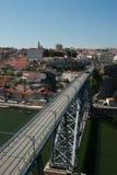 Bridge at Porto Stock Image