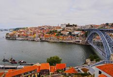 Bridge in Porto Stock Photos