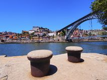 Bridge in Porto Royalty Free Stock Photo