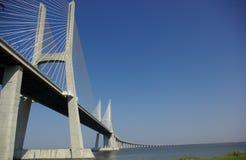 Bridge in Portugal. Stock Photography