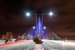 Bridge of Putrajaya Malaysia Stock Image