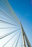 Bridge pylon Stock Photo