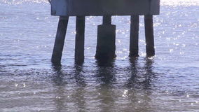 Bridge Pylons stock footage