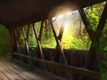 bridge räknat inom Royaltyfri Foto