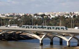 Bridge in Rabat, Morocco Royalty Free Stock Photography
