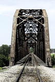 Bridge Railroad Royalty Free Stock Photos