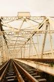 Bridge of Railway Stock Photo