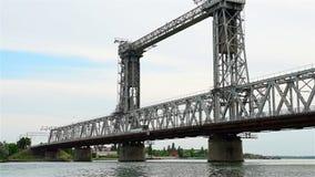 Bridge stock video