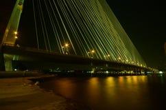 Bridge, Rama 8 bridge Stock Photo