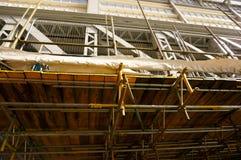 Bridge repair scaffolding B Stock Photos