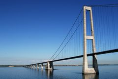 Bridge, Øresund, Oeresund Stock Photos