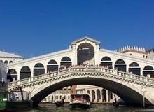 bridge rialtoen fotografering för bildbyråer