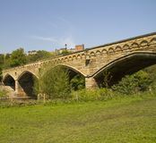Bridge at Richmond Royalty Free Stock Photography