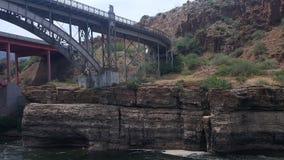 Bridge and River Stock Photos