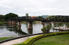 The Bridge of the River Kwai Royalty Free Stock Image