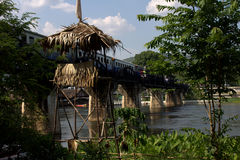 The Bridge On The River Kwai Royalty Free Stock Image