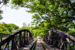 The Bridge on the River Kwai. Is a 1957 British World War II, Thailand Stock Photo