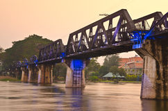 The Bridge of the River Kwai Stock Photography