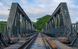 Bridge River Kwai. Stock Images