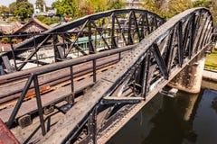 Bridge on river Kway Royalty Free Stock Image