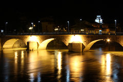 Bridge in Amasya Royalty Free Stock Images